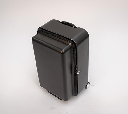 주거공간 절약형 수납식 여행용 가방