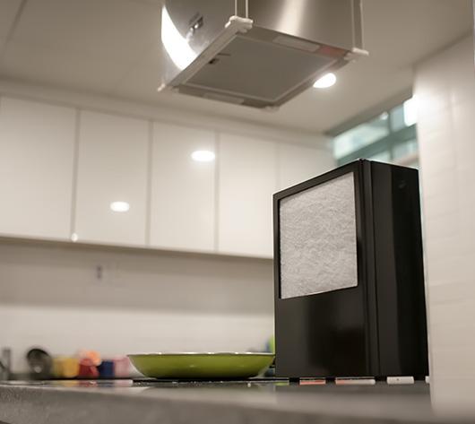 주방전용 유증기 공기청정기